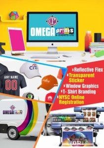 Omega Prints