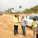 Bayelsa Project Monitoring Team Louds Contractors On Pace Of Work.