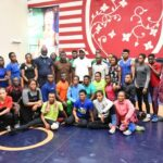 Nigerian wrestlers Set For Tokyo Olympic Games